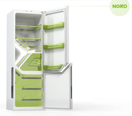 nord 冰箱设计