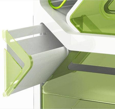 nord 冰箱设计; nord 冰箱设计 | 湖南省工业设计协会; 【创意家电】